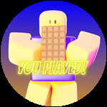 Roblox Chocolate Making Simulator - Badge You played!