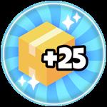 Roblox Clicking Havoc - Shop Item 25 Storage Slots!