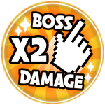 Roblox Clicking Havoc - Shop Item X2 Boss Damage!