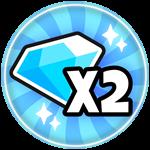 Roblox Clicking Havoc - Shop Item X2 Gems!