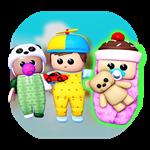 Roblox Club Roblox - Shop Item Equip 3rd Baby