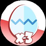 Roblox Deliveryman Simulator - Shop Item Triple Egg Open