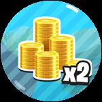 Roblox Grow Up Simulator - Shop Item x2 Coins