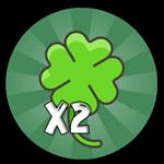 Roblox Happy Simulator 2 - Shop Item x2 Luck