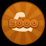 Roblox Hatman Simulator - Badge 5000 Power