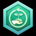 Roblox Hyundai Mobility Adventure - Badge Environmentalist