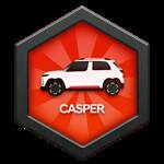 Roblox Hyundai Mobility Adventure - Badge Lucky case