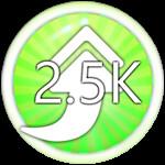 Roblox Mining Simulator - Badge 2.5K Rebirths
