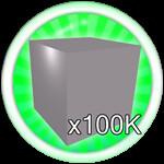 Roblox Mining Simulator - Badge Mine 100K Blocks