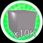 Roblox Mining Simulator - Badge Mine 10K Blocks