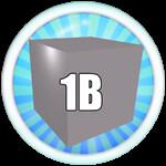 Roblox Mining Simulator - Badge Mine 1B Blocks