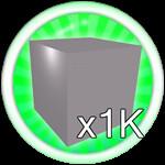 Roblox Mining Simulator - Badge Mine 1K Blocks