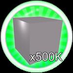 Roblox Mining Simulator - Badge Mine 500K Blocks