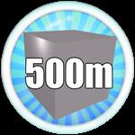 Roblox Mining Simulator - Badge Mine 500M Blocks
