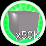 Roblox Mining Simulator - Badge Mine 50k Blocks