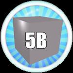 Roblox Mining Simulator - Badge Mine 5B Blocks
