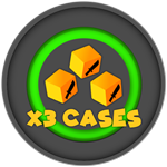Roblox Murder Mystery S - Shop Item 3x Case