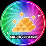 Roblox My Island Resort - Shop Item Golden Conveyor!