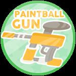 Roblox Paint Simulator - Shop Item Gold Paintball Gun