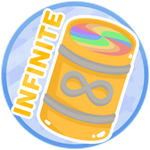 Roblox Paint Simulator - Shop Item Infinity Canister