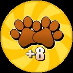 Roblox Pet Legends - Shop Item 8 Pets Equipped!