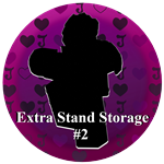 Roblox Project Star - Shop Item Extra Stand Storage Slot 2