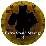 Roblox Project Star - Shop Item Extra Stand Storage Slot