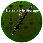 Roblox Project Star - Shop Item Extra Style Storage Slot 2