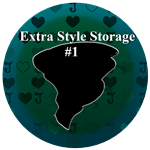 Roblox Project Star - Shop Item Extra Style Storage Slot