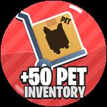 Roblox Super Strong Simulator - Shop Item +50 Pet Inventory