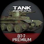 Roblox Tank Warfare - Shop Item BT-7 Premium