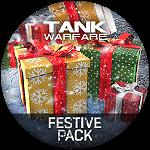 Roblox Tank Warfare - Shop Item Festive Pack