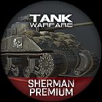 Roblox Tank Warfare - Shop Item Sherman Premium
