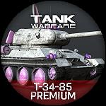 Roblox Tank Warfare - Shop Item T-34-85