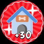 Roblox Tapping Kingdom - Shop Item +30 Slots