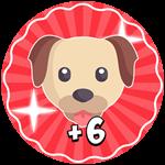 Roblox Tapping Kingdom - Shop Item Equip +6 Pets
