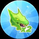 Roblox Timmeh - Shop Item x2 Monster Chance