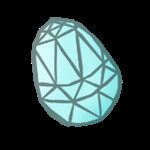 Roblox Toytale Roleplay - Badge Crystal Egg