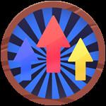 Roblox Wack A Mole Simulator - Badge Rebirth 10 times!