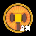 Roblox Wack A Mole Simulator - Shop Item 2x Attack Speed