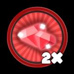 Roblox Wack A Mole Simulator - Shop Item 2x Gems