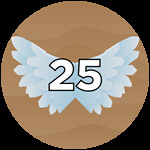 Roblox Wing Simulator - Badge 25 Flaps