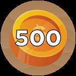 Roblox Wing Simulator - Badge 500 Coins