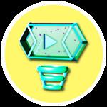 Roblox YouTube Simulator - Badge Future Plaque