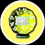 Roblox YouTube Simulator - Badge Insane Plaque