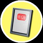 Roblox YouTube Simulator - Badge Jumbo Plaque