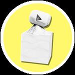 Roblox YouTube Simulator - Badge Snow Plaque
