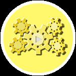 Roblox YouTube Simulator - Badge Steampunk Plaque