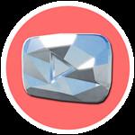 Roblox YouTube Simulator - Badge TEN MILLION Subscribers!