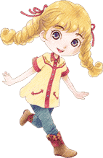 STORY OF SEASONS: Pioneers of Olive Town - List of All Characters & Gifts in Game - Cheat Sheets - Cindy - E05730F